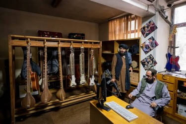 Taliban Takeover Of Afghanistan May Silence Once Thriving Afghan Music Scene