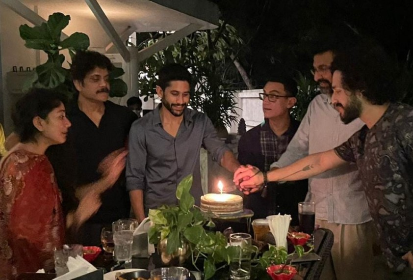 Here's Why Nagarjuna Became Emotional During A Dinner With Aamir Khan