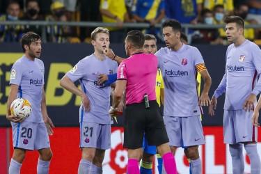 La Liga: Struggling Barcelona Held To Draw; Real Betis Win Again