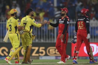 IPL 2021, RCB Vs CSK: MS Dhoni's Chennai Super Kings Humble Virat Kohli's Royal Challengers Bangalore