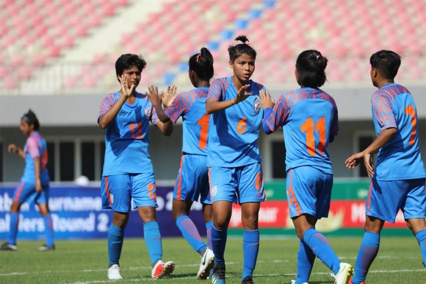 India Women Football Team To Play Multiple International Friendlies Abroad