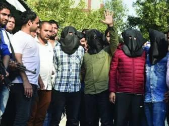 Shootout At Delhi's Rohini Court: Gangster Jitendra Gogi Killed