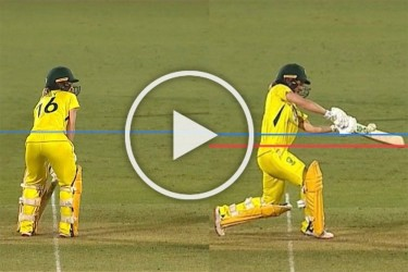 Watch Controversial Australia Women Vs India Women No-ball: VIDEO And Reactions