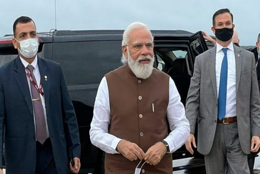 PM Modi Meets Leading American Biz Leaders, Encourages Them To Invest In India