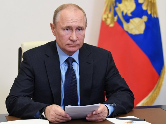 Russian Politicians Protest Against Results Of Online Elections, Allege Rigging