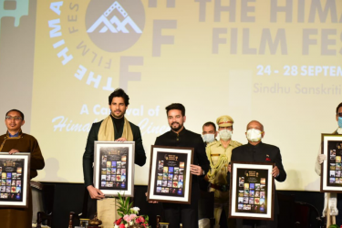 Himalayan Film Festival Opens With 'Shershaah' Movie In Leh