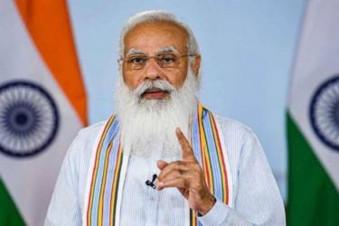 PM Modi To Address 'Global Citizen Live' Event
