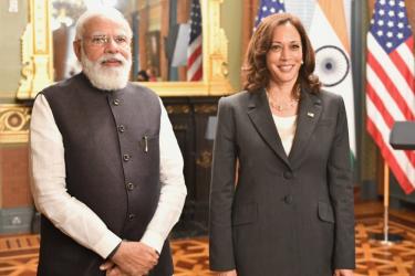 Kamala Harris To Hold Meeting With Quad Leaders