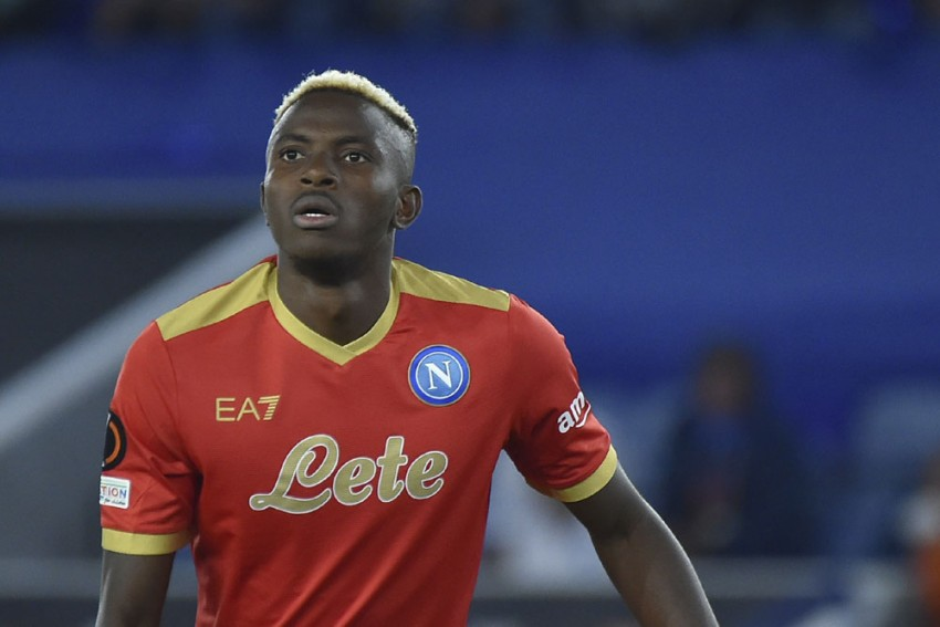 Napoli's Victor Osimhen Has All The Qualities Of A Modern Striker