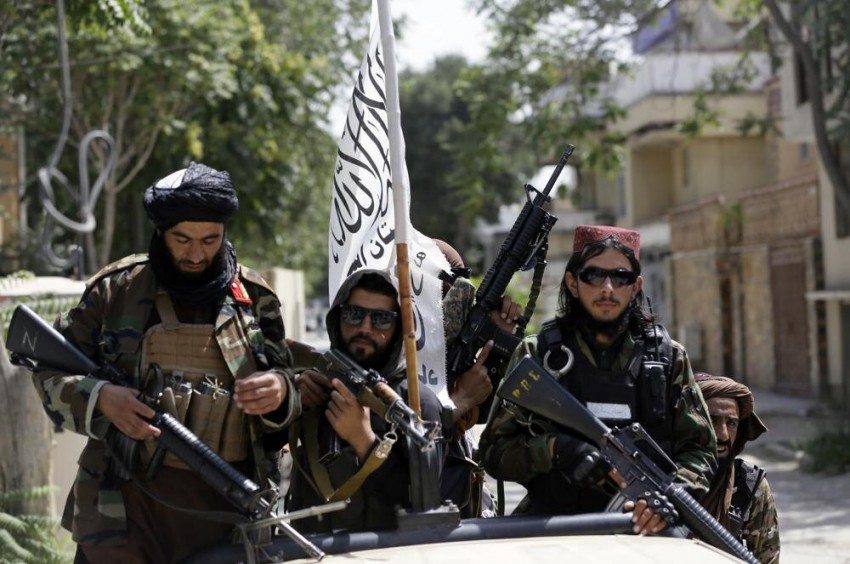 It's Almost Certain Afghanistan's Taliban Won't Speak At UN