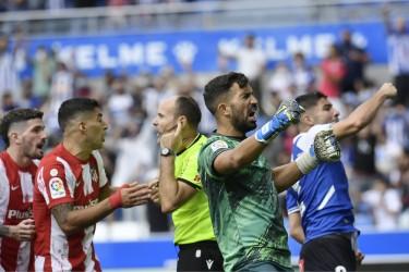 La Liga: Last-place Alaves Stun Holders Atletico Madrid