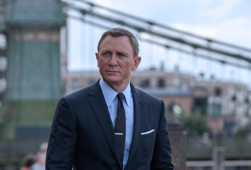 Daniel Craig Jokes He Will Be 'Incredibly Bitter' When He Gets Replaced As James Bond