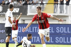 Third Generation Of Maldini Family Scores As AC Milan Win In Serie A
