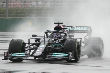 Russian Grand Prix: Third Practice Canceled Amid Heavy Rain