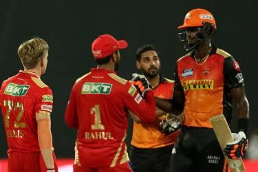 IPL 2021, SRH Vs PBKS: Bowlers Set Up Punjab Kings' Thrilling Win Over Sunrisers Hyderabad