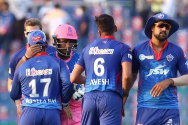 DC Vs RR, IPL 2021: Salt In The Wound For Rajasthan Royals, Fined For Slow-over Rate Against Delhi Capitals