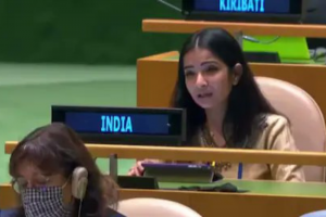 India's Young Diplomat Sneha Dubey Gives Blistering Reply To Pakistan At UNGA Over Kashmir