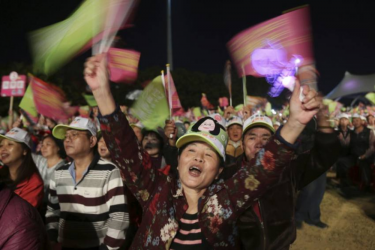 Taiwan's Opposition Chooses Its New Leader Under China Pressure