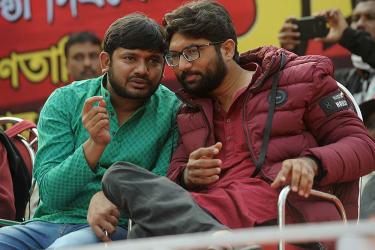 Dalit Leader Jignesh Mevani To Join Congress Along Kanhaiya Kumar
