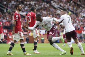 Bruno Fernandes Misses Penalty, Manchester United Lose To Aston Villa 0-1 At Old Trafford