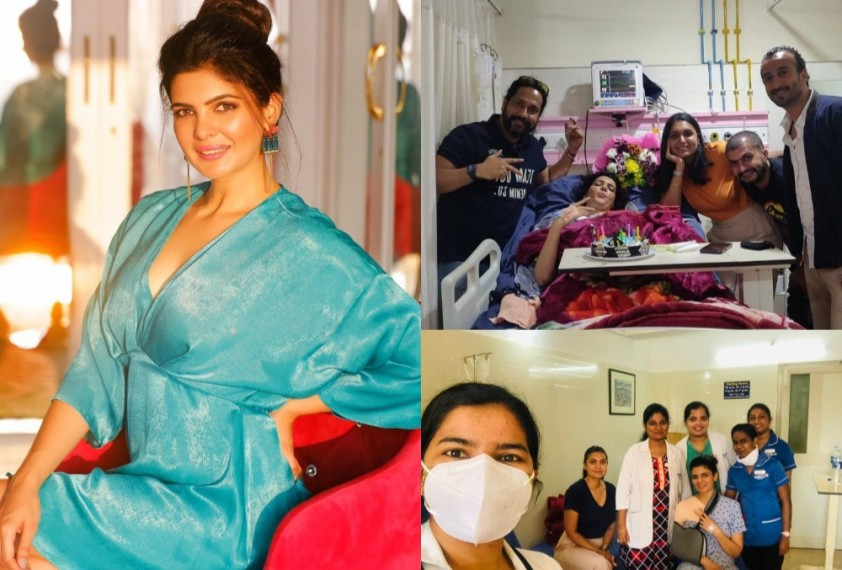 Ihana Dhillon Is Recuperating Well Post Her Massive Accident; Would Resume Shooting Soon
