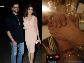 Shamita Shetty And Raqesh Bapat aKa ShaRa Make Their Romance Instagram Official!