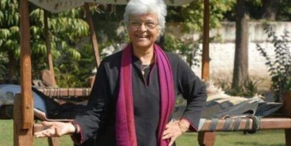 Noted Women's Rights Activist, Author Kamla Bhasin Dies At The Age Of 75