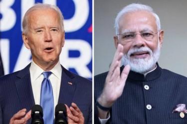 PM Modi Discusses Developing Trade, Economic Ties With President Biden : FS Shringla