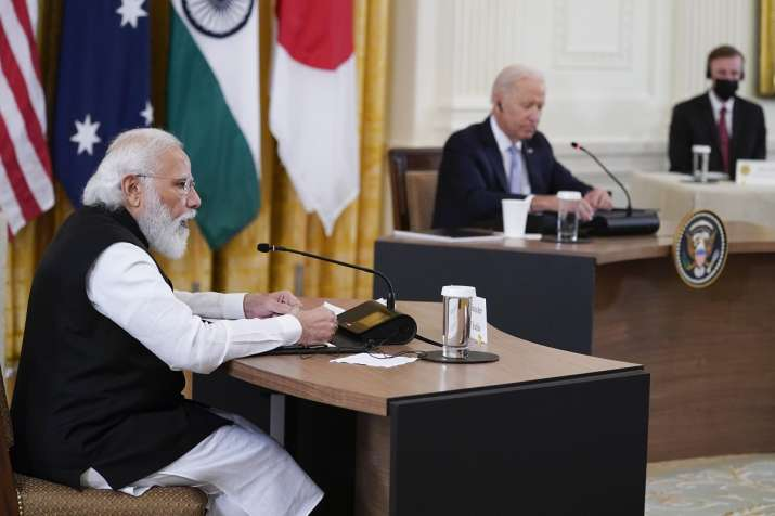 After Quad Summit, PM Modi Reaches New York To Address 76th Session Of UNGA