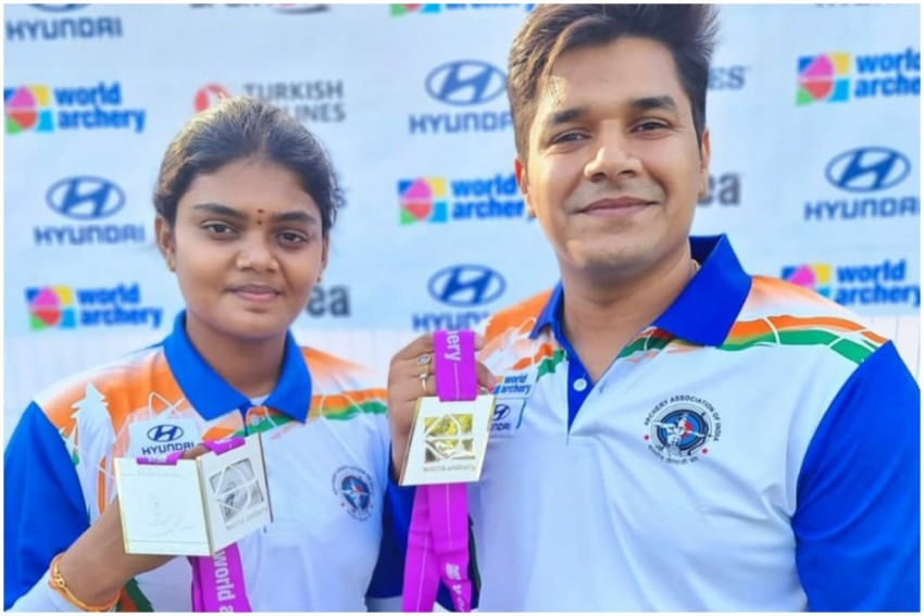 Archery World Cup: Indian Compound Teams Lose In Finals, Settle For Silver