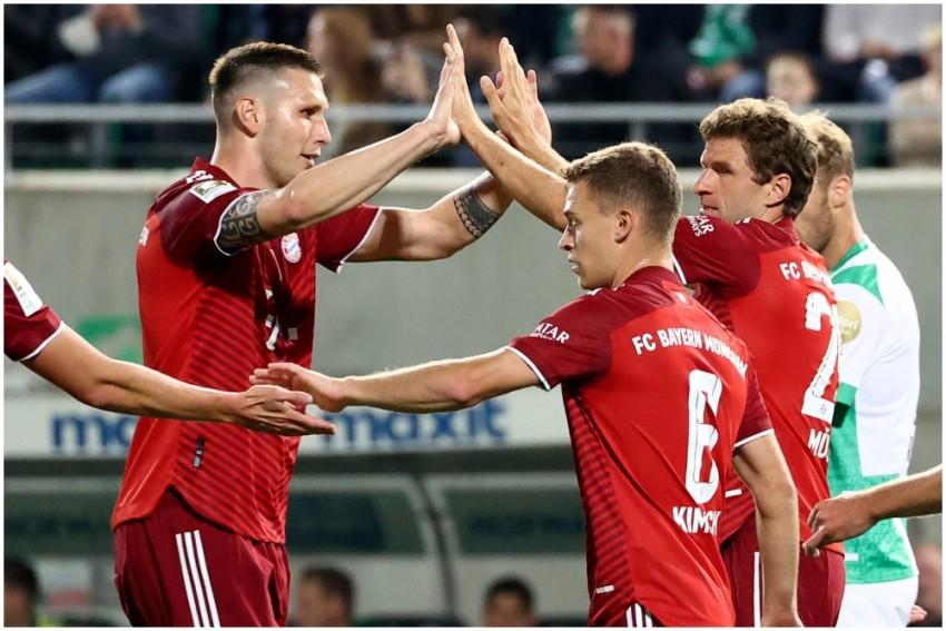 Bundesliga: Thomas Muller, Joshua Kimmich Shine In Bayern Munich's Win Over Furth