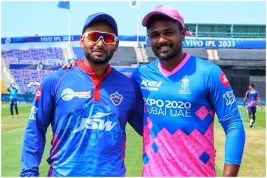 IPL 2021, DC Vs RR, Live Cricket Scores: Kartik Tyagi Draws First Blood For Rajasthan Royals