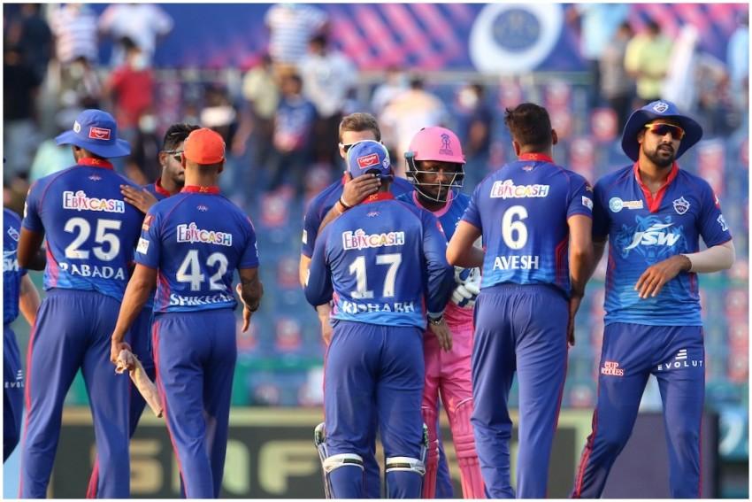 IPL 2021: Delhi Capitals Beat Rajasthan Royals by 33 Runs To Reclaim Top Spot - Highlights