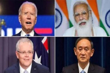 Quad Not A Military Alliance But Will Challenge China's Outreach In Indo-Pacific