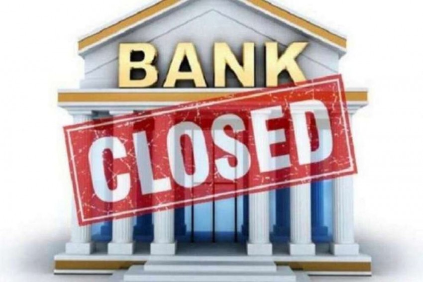 Banks To Remain Closed For 21 Days In October