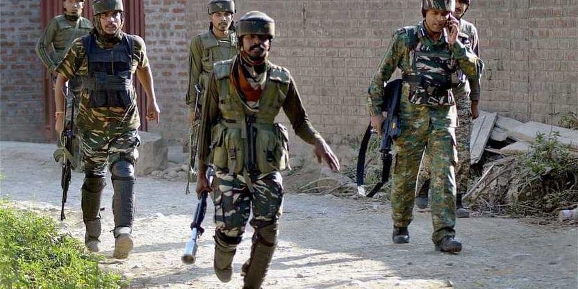 Police Arrest Ex-JeM Militant In J&K's Kishtwar After Chasing For 20 Years