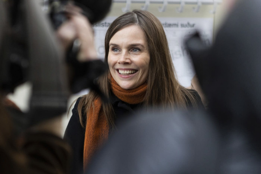 Iceland Elects First Female Majority Parliament