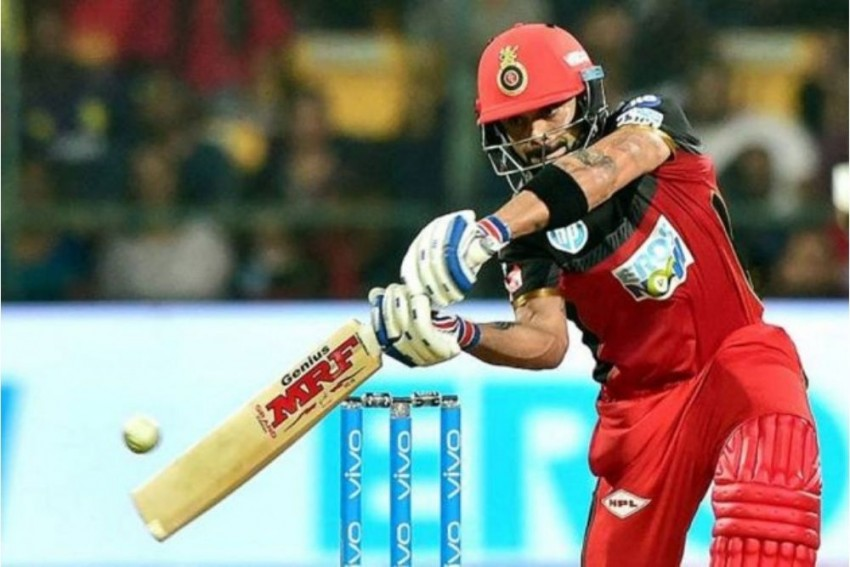 Virat Kohli Becomes First Indian To Cross 10,000 Runs In T20 Cricket
