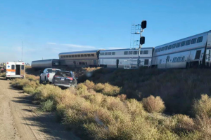3 Dead As US Train Carrying 147 Passengers Derails, Several Injured