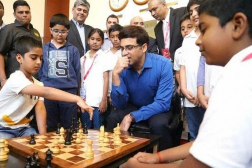 There Are Many People With A Lot Of Promise At Junior Level: Anand On Future Of Indian Chess