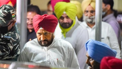 Charanjit Singh Channi Led Punjab Govt Carries Out First Cabinet Expansion