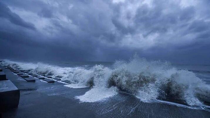 IMD Warns As Cyclone Gulab's Landfall Process Begins