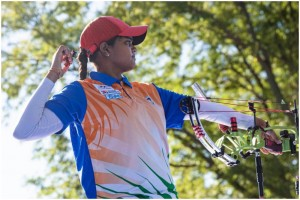 India's Jyothi Surekha Vennam Settles For Archery World Championships Silver