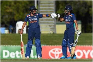AUS-W Vs IND-W: Yastika Bhatia, Shafali Verma Give India Consolation Win In Final ODI