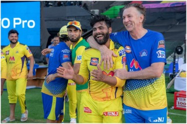 IPL 2021: Ravindra Jadeja Punishes KKR As CSK Score Dramatic Last-Ball Win In Abu Dhabi