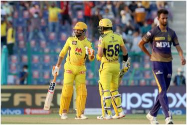Ravindra Jadeja Credits Bat Swing For Setting Up CSK's Last-Ball Victory Vs KKR in IPL 2021
