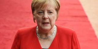 Germany Elections: Angela Merkel's Party Loses By Slim Margin