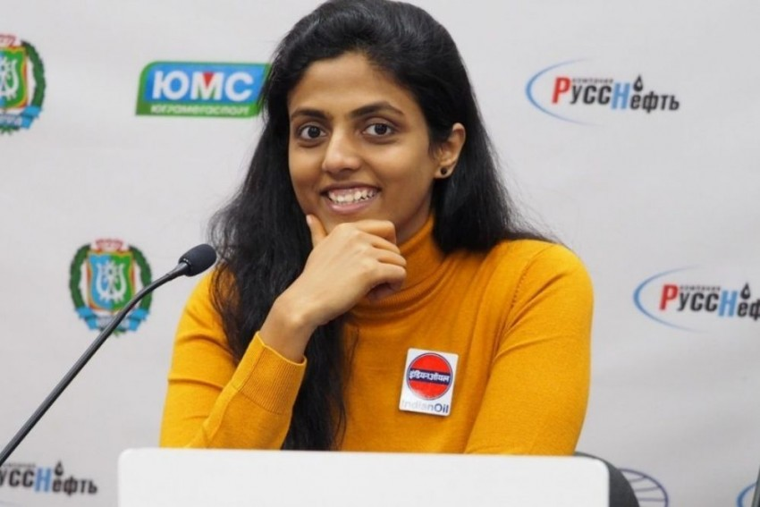 Women's World Chess Championship: India Settle For A Draw With Azerbaijan
