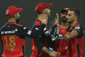 Glenn Maxwell, Harshal Patel Rock Mumbai Indians As Royal Challengers Bangalore Complete League Double In IPL