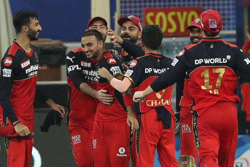 'Sixth-Time Lucky' Harshal Patel Hattrick Gives RCB Big Win Vs Mumbai Indians